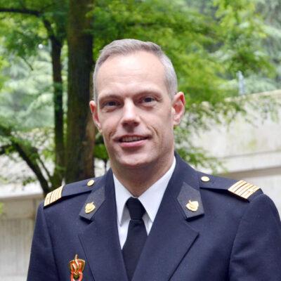 This is an image of Hans Hazebroek